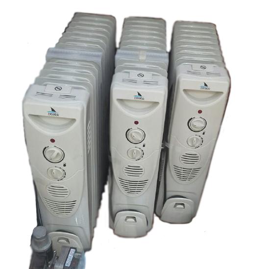 رادیاتور برقی فن دار مارک shark
